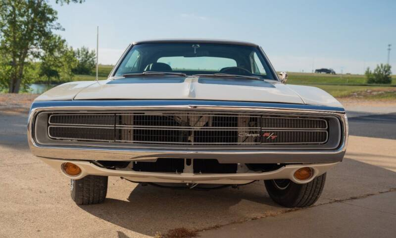 1970 charger RT Blanche - 10