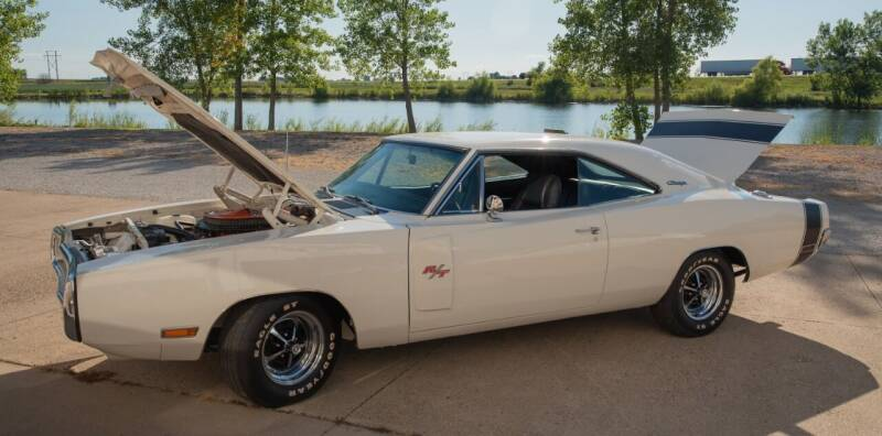 1970 charger RT Blanche - 11