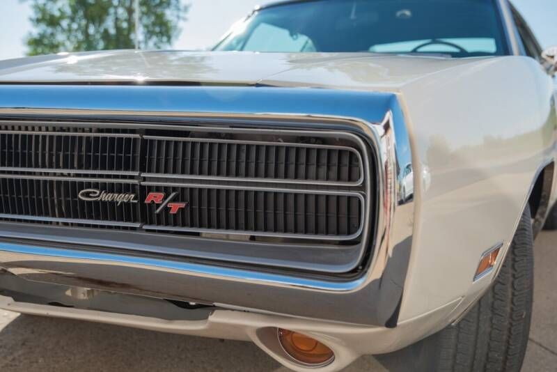 1970 charger RT Blanche - 16