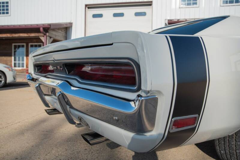 1970 charger RT Blanche - 17