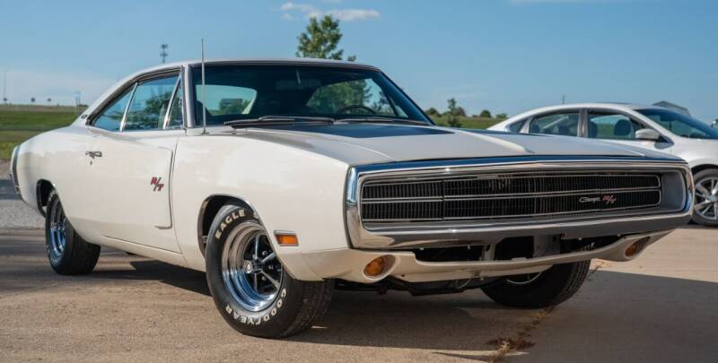 1970 charger RT Blanche - 2