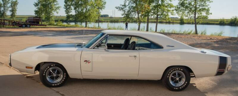 1970 charger RT Blanche - 3