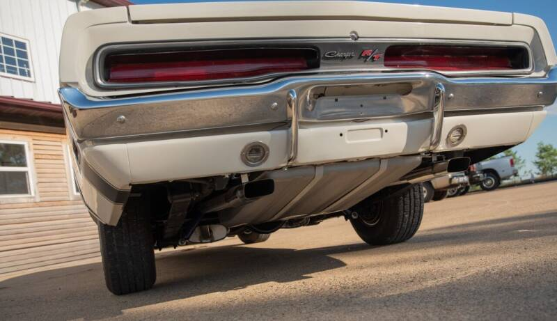 1970 charger RT Blanche - 6