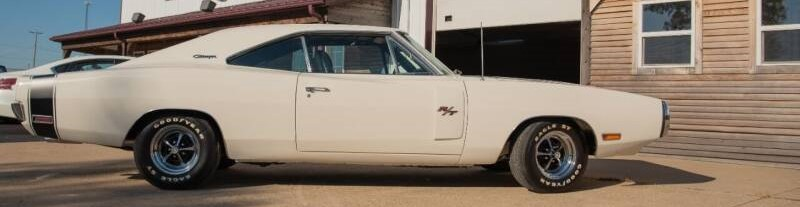 1970 charger RT Blanche - 8