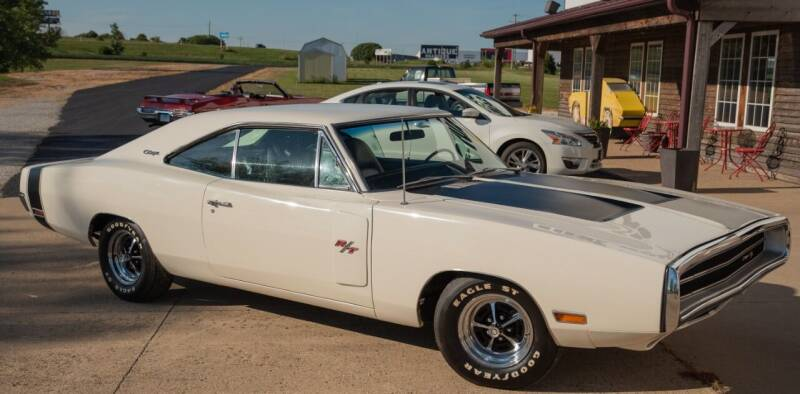 1970 charger RT Blanche - 9